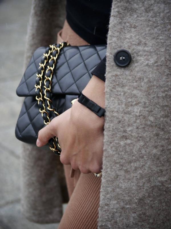 ChouChou A La Mala Czarna od Chanel