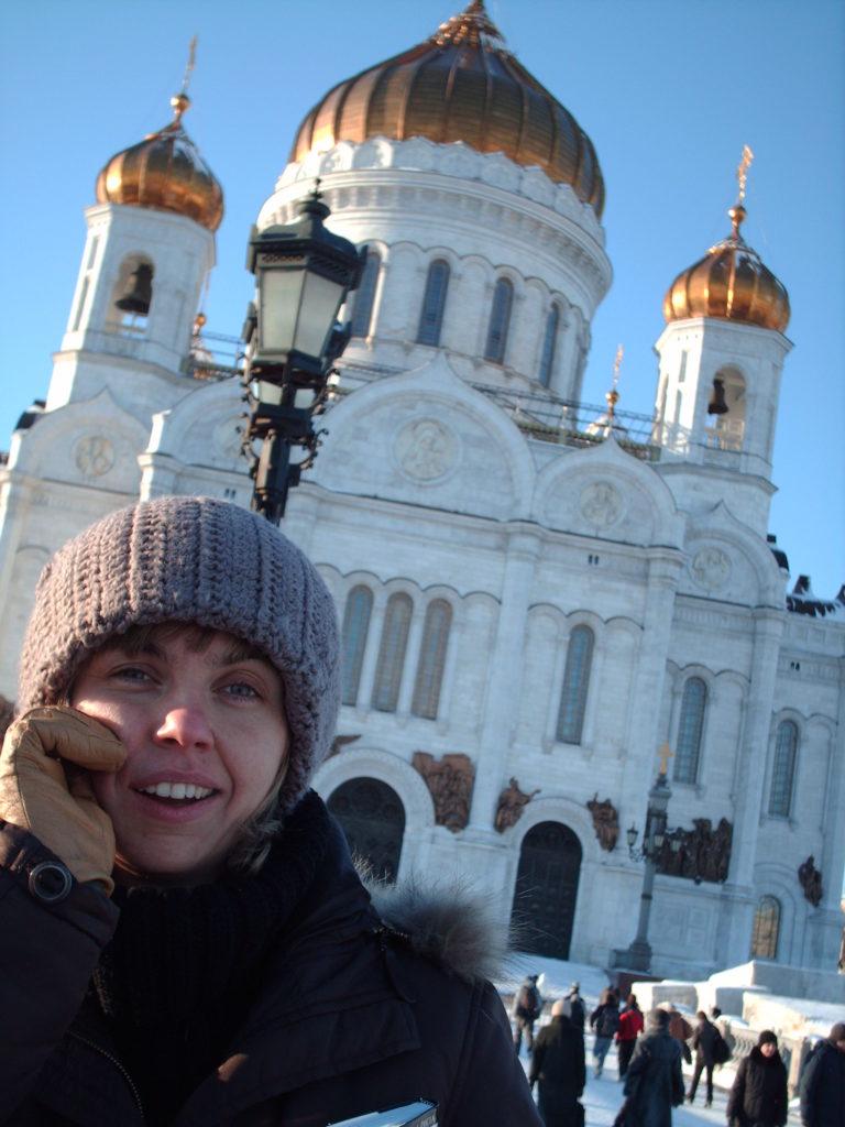 Kamila Kubiak Moskwa